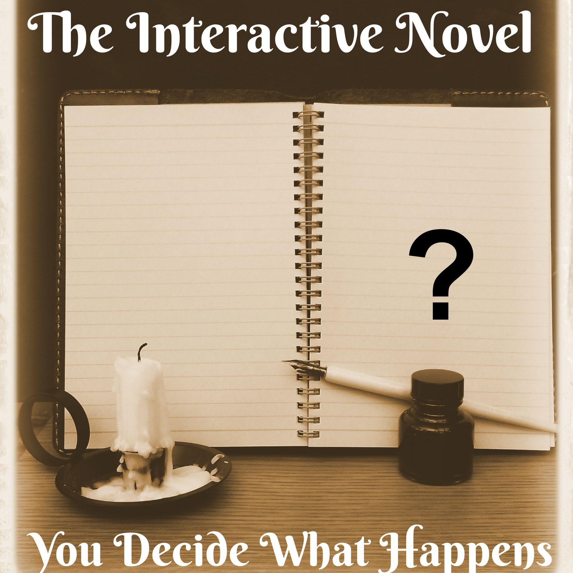 The Interactive Novel